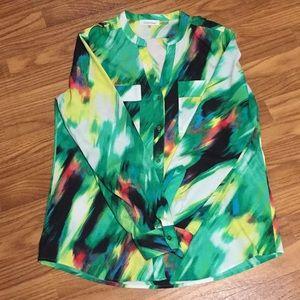 Calvin Klein Colorful Blouse